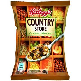 COUNTRY STORE KELLOGG 40GRS