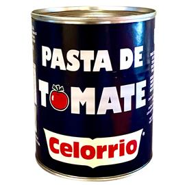 PASTA DE TOMATE CELORRIO LATA 850