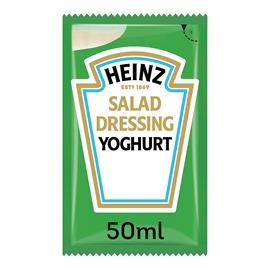 MONODOSIS YOGHURT SALAD HEINZ 50ML. 30 S