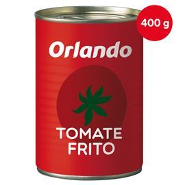 TOMATE FRITO LATA ORLANDO 400 GR.