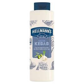 SALSA KEBAB HELLMANN,S 850ML