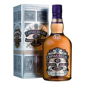 CHIVAS REGAL 12 70CL. 40º