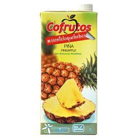 NECTAR PIÑA 1LITRO BRIK COFRUTOS