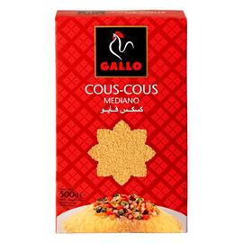 COUS COUS MEDIANO GALLO 500 GR.