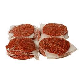 BURGER MEAT DE VACUNO CONGELADA (175 g/u