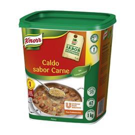 CALDO CARNE KNORR POLVO 1 KG.