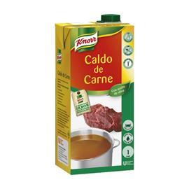 CALDO CARNE KNORR BRIK 1 LITRO