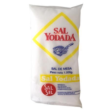 SAL YODADA SALSIL BOLSA 1 KG.