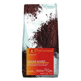 CACAO SCURO POLVO 22/24 1KG.
